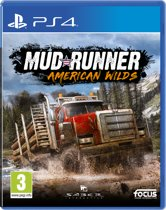 MudRunner American Wilds Edition - PS4