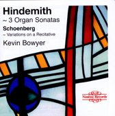 Hindemith: Works For Organ