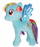 My Little Pony Rainbow Dash knuffel 24 cm