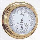 ANVI messing Thermo-Hygrometer Ø 150 mm