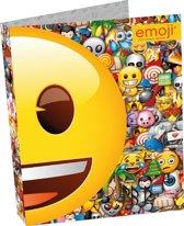 Emoji Ringband A4 2-rings