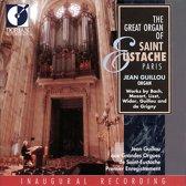 The Great Organ of Saint-Eustache, Paris