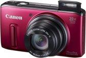 Canon PowerShot SX260 HS - Rood