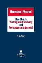 Handbuch Vertragsverhandlung und Vertragsmanagement