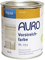Auro 253 Grondverf WIT (klik hier voor de inhoud)
