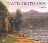 David Oistrakh - Selected Recordings