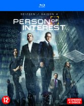 Person Of Interest - Seizoen 4 (Blu-ray)