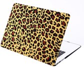 MacBook Air 11 inch cover - Leopard bruin