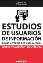 Estudios de usuarios de informacion