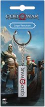 God of War: Logo Keychain