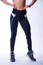 Sportlegging Dames Zwart V-Butt - Nebbia 605