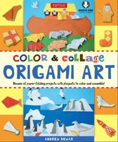 Color & Collage Origami Art