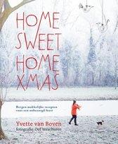 Omslag van 'Home Sweet Home XMAS'
