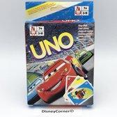 DisneyCorner   Uno kaartspel   Disney   Cars   2-10 spelers   112 speelkaarten