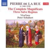 Vivavoce/Schubert - Magnificats/Salve Reginas
