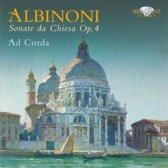 Albinoni: Sonate Da Chiesa Op. 4