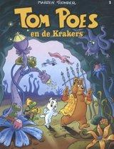 Tom Poes avonturen 1 - Tom Poes en de krakers
