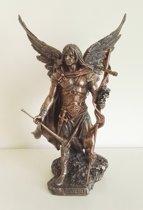 Waanzinnig gedetailleerd beeld van de engel ''Gabriel'