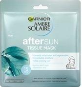 Garnier Ambre Solaire After Sun Tissue Gezichtsmasker
