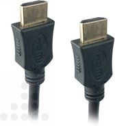 HDMI 1.4 kabel met ethernet 0,75 mtr