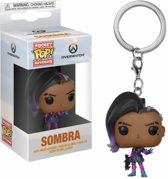 Funko Pocket Pop Keychain Overwatch Sombra