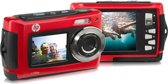 HP c150w Digitale Camera (rood)