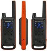 Motorola Talkabout T82 - Twin Pack - Zwart