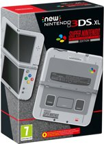 New Nintendo 3DS XL Console - SNES Edition