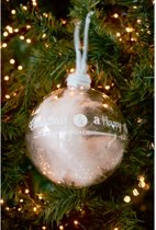 Riviera Maison Christmas Feathers Ornament Dia 12