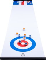 CURLING AND SHUFFLEBOARD