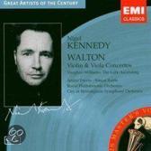 Nigel Kennedy - Grac D&T-Walton Violin & Viola
