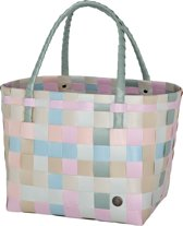 Handed By Paris - Shopper - Pastel mix