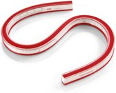 Transotype 30cm Flexibele Liniaal