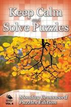 Keep Calm and Solve Puzzles Vol 4