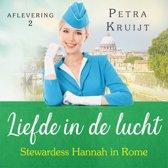 Liefde in de lucht 2 - Stewardess Hannah in Rome