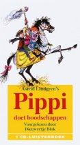 Pippi doet boodschappen (luisterboek)
