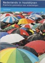 Nederlands in hoofdlijnen Theorieboek