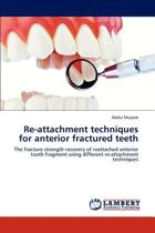 Re-Attachment Techniques for Anterior Fractured Teeth