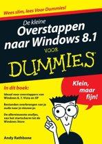 Voor Dummies - De kleine overstappen naar Windows 8.1 voor Dummies