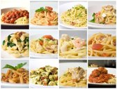 The Pasta Cookbook - 2215 Recipes