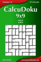 Calcudoku 9x9 - Dificil - Volumen 10 - 276 Puzzles