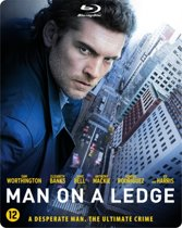 Man On A Ledge (Blu-ray Steelbook)