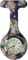 verpleegster horloge jelly bloem Roze