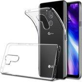 LG G7 ThinQ hoesje - Soft TPU case - transparant