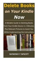 Delete Books on Your Kindle Now