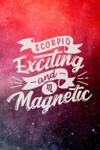 Scorpio Exciting And Magnetic