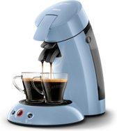 Senseo Original HD6554/71 Vrijstaand Half automatisch Koffiepadmachine 0.7l Blauw koffiezetapparaat