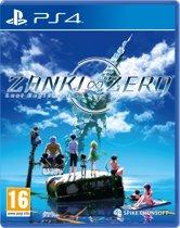 Zanki Zero: The Last Beginning - PS4