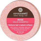 Aromaesti Solid shampoo Bar Rozen - droog haar - 2 stuks