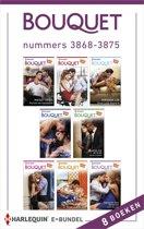 Bouquet e-bundel nummers 3868 - 3875 (8-in-1)